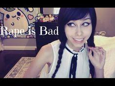 rape is bad - YouTube