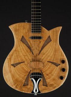 M Cubed Guitars Carla