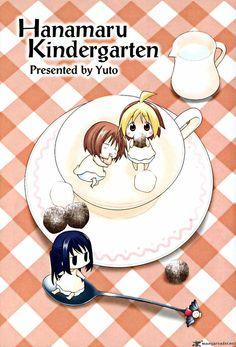 Hanamaru Youchien 1 - Read Hanamaru Youchien 1 Online - Page 3 Cute Chibi, Page 3, Manga To Read, Vocaloid, Anime Characters, Otaku, Anime Art, Kindergarten, Reading