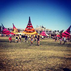 #Coachella #coahella13 #festival #magical