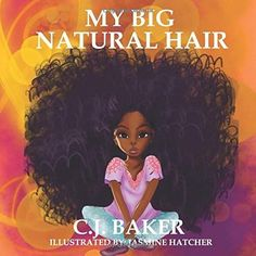 My Big Natural Hair Best Picture For Kids Hairstyles easy For Your Taste You are looking for something, and it is going to tell you exactly what you are looking for, and you didn't find that picture. Black Children's Books, Black History Books, Black Baby Hairstyles, Boy Hairstyles, Big Natural Hair, Natural Hair Styles, African American Authors, African Americans, Black Authors