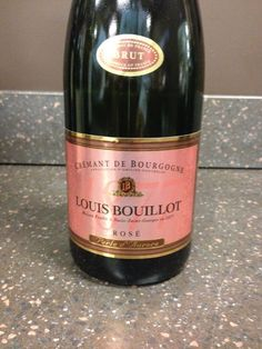 *Louis Bouillot Perle d'Aurore Cremant de Bourgogne Rose - Orange pink in color with strawberry and baked bread on the nose. Dry, medium bodied with a warm finish. Elegant and very nice to drink. 88 points. Buy at $19 (store)