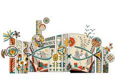 Elizabeth Foyé projet peinture murale Magnolias