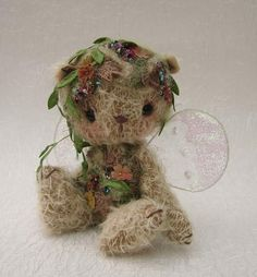 Forrest - a bear from the woods by Teddy+Bear+Orphans