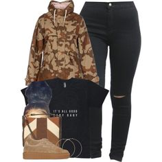 A fashion look from January 2016 featuring People of Canada jackets, Puma sneakers and Forever 21 earrings. Browse and shop related looks.