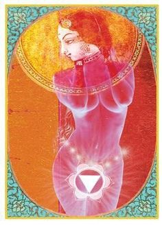 Shakti dispersed herself through every particle of matter throughout the universe. The goddess deposited a drop from the elixir of love behind seven inner gateways located inside every sentient being. Instantly Shakti sent tsunami waves of energy everywhere. #yogaromance