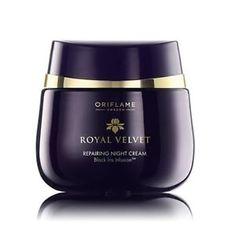 Royal Velvet Crema notte Effetto riparatore 50ml   eBay