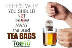 Prepackaged tea bags make it so easy to enjoy a cup of tasty tea. Whether it is green tea, black tea, chamomile tea, peppermint tea or any other herbal tea, drinking a few cups daily provides many health benefits. Herbal teas have antioxidant, anti-inflammatory,astringent and antibiotic properties. But did you know you can get many …