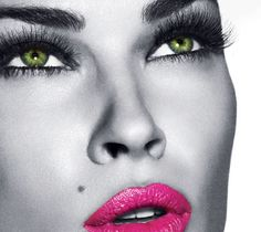 Pink Maybelline Lipstick Models | ... makeup sponsor of the Spring Summer 2010 Mercedes Benz Fashion Week