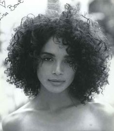 If I cut my hair short, can you promise I'll suddenly turn into Lisa Bonet? Beautiful Black Women, Beautiful People, Hair Colorful, Curly Hair Styles, Natural Hair Styles, 80s Curly Hair, Curly Bob, Pelo Afro, Curly Girl