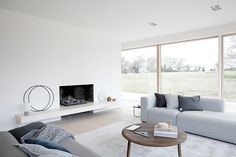 Un diseño de una vivienda concebida como un pabellón de techo plano. Con una superficie de aproximadamente 247 m2, una plataforma elevada ...