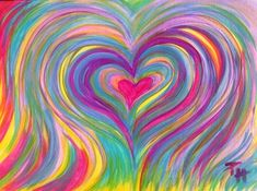 Prophetic Art Paintings And Prints For Sale By Pam Herrick Artist At Just For You Prophetic Art! Gorgeous Colorful Inspirational paintings! - Just For You Prophetic Art Easy Canvas Painting, Heart Painting, Painting Flowers, Canvas Paintings, Art Journal Inspiration, Painting Inspiration, Pastel Art, Pastel Colors, Prophetic Art