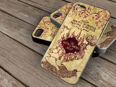 Harry Potter Marauders Map spesial design by KOWLONGJEMBUTAN, $13.99