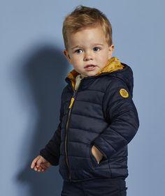 Baby Boy unique à manches courtes à rayures bleu rouge gilet body 0-9 mois Qualité