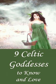 9 Celtic Goddesses to Know and Work With 9 Celtic goddesses to know and love. Whether you're just getting started on your journey through Celtic witchcraft, or you know the whole pantheon by heart, these 9 goddesses make for fascinating study! Celtic Paganism, Celtic Symbols, Celtic Signs, Celtic Christianity, Celtic Druids, Irish Symbols, Irish Mythology, Celtic Goddess, Goddess Pagan