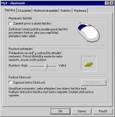 AdminXP.cz: Základy práce s myší Pc Mouse, Internet, Pictures