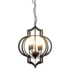 MASTER BEDROOM Edison Addison Collection 4-Light Black Indoor Chandelier-LD4046 - The Home Depot