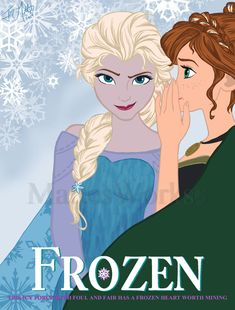 Frozen- Wicked poster