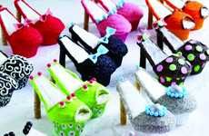 High Heel cupcakes....o.m.g.
