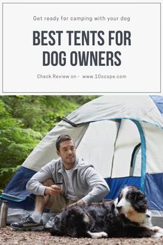Finding the best tent for camping with dog is necessary for every dog lover. Check this list of best tents for dog owners before you buy. Best Tents For Camping, Cool Tents, Tent Camping, Campsite, Rain Fly, Wind And Rain, A Frame Tent, Large Tent, Strong Wind