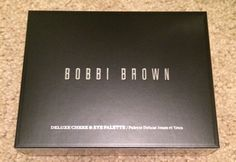 =0 on SALE NOW! Bobbi Brown Deluxe Cheek & Eye Palette Brand New In Box! #BobbiBrown