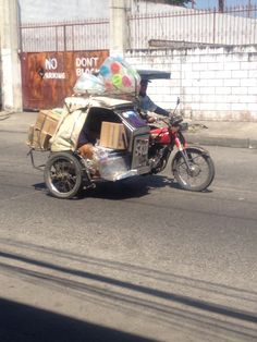 Top, side, back - load it up. Philippines Culture, Tricycle, Summer 2014, Islands, Vacation, Top, Collection, Vacations, Holidays Music
