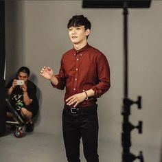 Chen (첸) for SPAO Korea