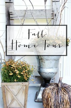 Fall Home Tour 2015