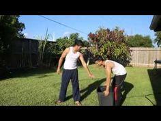 Hussain Asif - ALS Ice bucket challenge