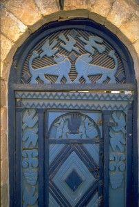 Robert Brodey - Israel - Door