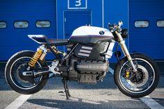 "1992 BMW K1100 ""LaDini"" by Giorgio De Angelis"