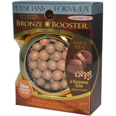 #wishlist #bronzer #pearls http://www.iherb.com/physician-s-formula-inc-bronze-booster-glow-boosting-sun-stones-light-to-medium-7329-0-7-oz-20-g/39501?rcode=lef913