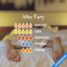 After Party - Essential Oil Diffuser Blend