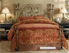 1000 Images About Iron Beds On Pinterest Queen Size