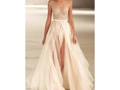 Paolo Sebastian Swan Lake wedding dress currently for sale at 50% off retail.