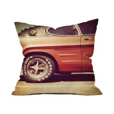Racer Back Pillow Cover | dotandbo.com