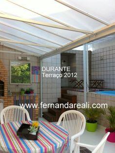 Fernanda Reali Meu terraço Colorido