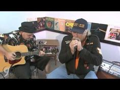 Awesome Harmonica Player-Great Blues Man! - YouTube
