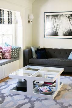Christine U0026 Willu0027s Serene Hoboken Home | Will S, Living Rooms And House  Tours