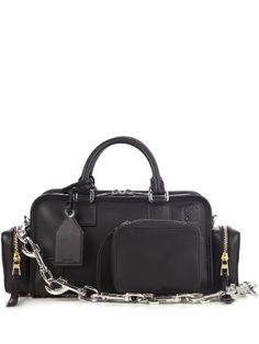 Amazona 28 Pockets leather tote | Loewe | MATCHESFASHION.COM