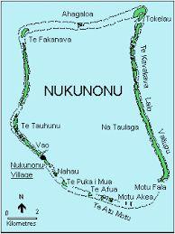Nukunonu Atoll, Tokelau.