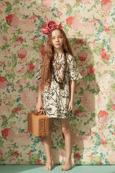Quirky simple prints from Ladida store for kids fashion spring/summer 2017