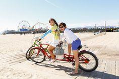 自転車レンタルしてサイクリングしました。 二人乗り、運転怖そうだったけど、仲良し姉妹、楽しそうでした! www.vivaheart.com store.vivaheart.com