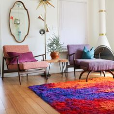In North Carolina, Making a Mid-Century Home From Scratch | Design*Sponge