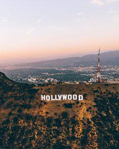 Hollywood California by @CopterPilotLA by CaliforniaFeelings.com california cali LA CA SF SanDiego