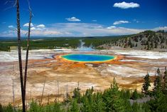 The best and most beautiful UNESCO World Heritage Sites range from ancient temples and cultural monuments to unique natural landmarks. Here's where to go. Yellowstone National Park, National Parks, Old Faithful, Life Is A Journey, World Heritage Sites, Nice View, Wyoming, Where To Go, Places To Go