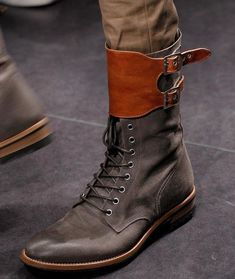 Fashion & Lifestyle: Paul Smith Men - Fall Shoes & Accessories Boot Toppers