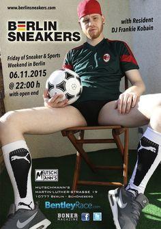 NOVEMBER-Sneaker Weekend Party