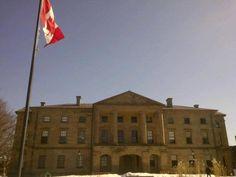 Prince Edward Island Legislature. Prince Edward Island, Louvre, Canada, Building, Travel, Viajes, Buildings, Destinations, Traveling