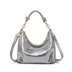 Disco vibes Genuine Leather Handbag. You won't regret buying it ! shop at - https://lavida.fashion